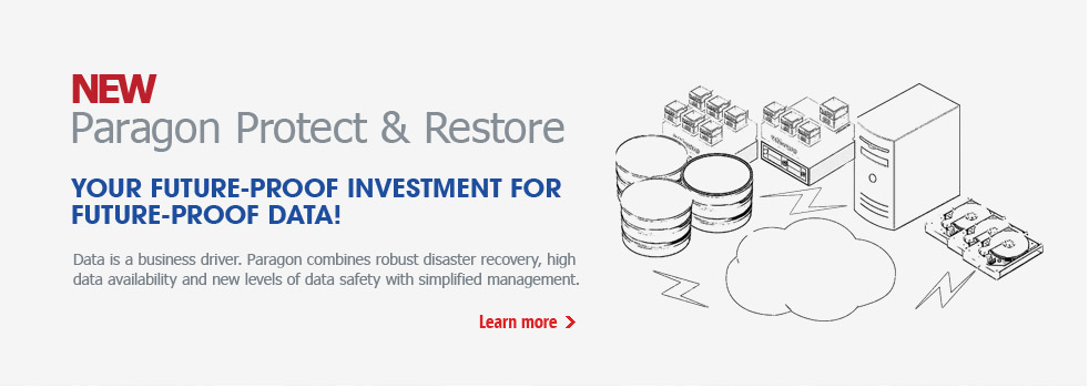 Paragon Protect and Restore