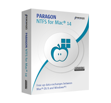 NTFS für Mac 14 - NTFS Volume Management
