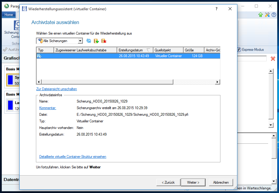 Paragon Partition Manager Magic V10