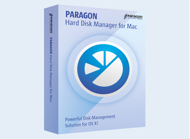 Hard Disk Manager for Mac<sup><small>®</small></sup>