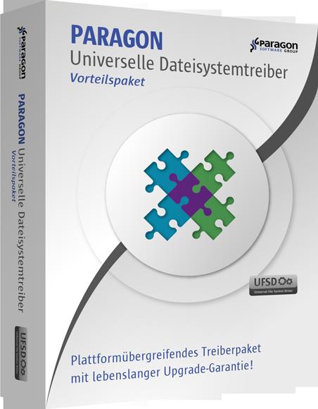 Universelle Dateisystemtreiber im Vorteilspaket