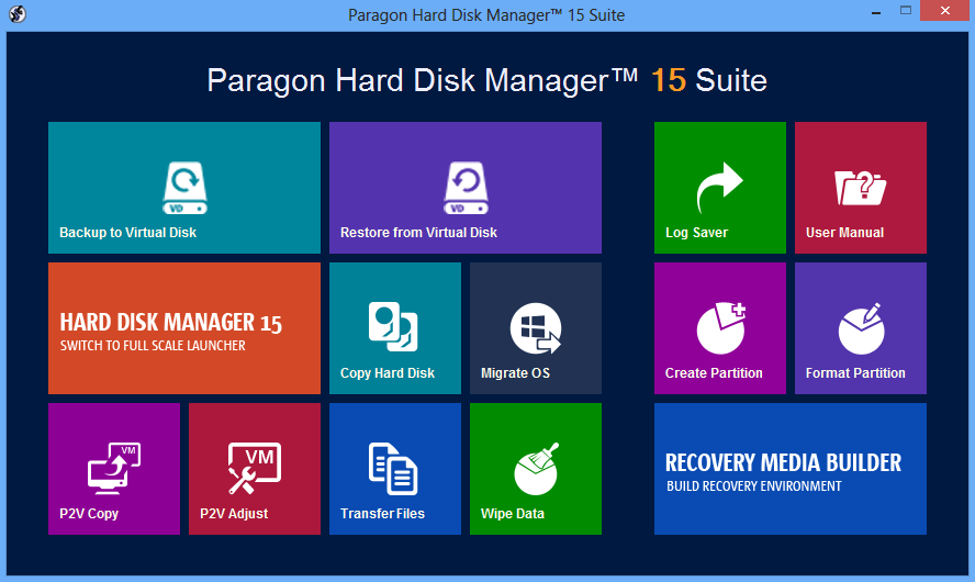 Paragon hard disk manager 14 suite 10.1.21.136 retail final cracked salar