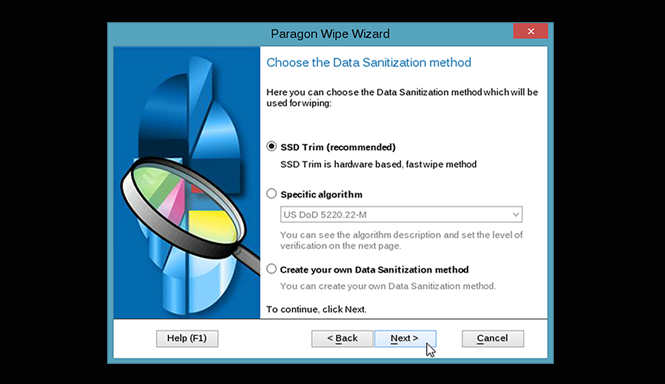 Paragon Mac Toolbox - Fast and safe SSD wiping | Disk Wiper for Mac