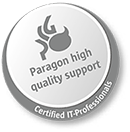 Paragon high quality support
