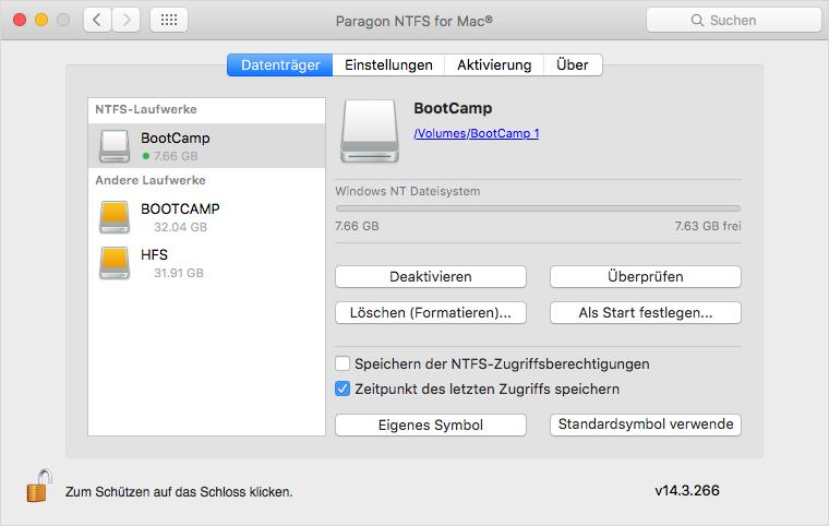 NTFS Volume Management