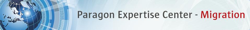 Paragon Expertise Center - Migration