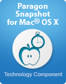 Paragon Snapshot for Mac OEM