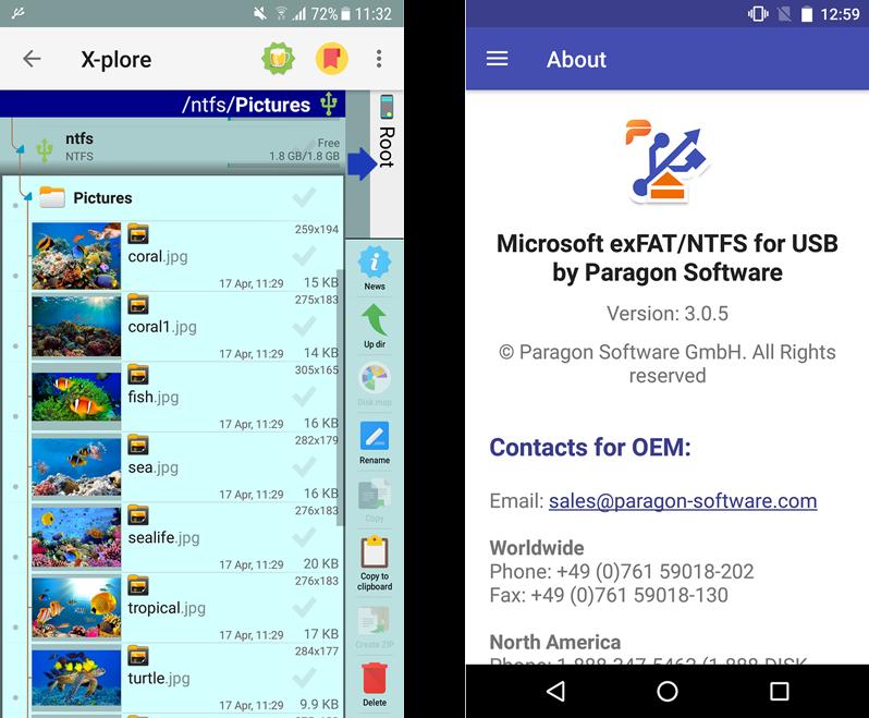 paragon exfat ntfs & hfs+ free download