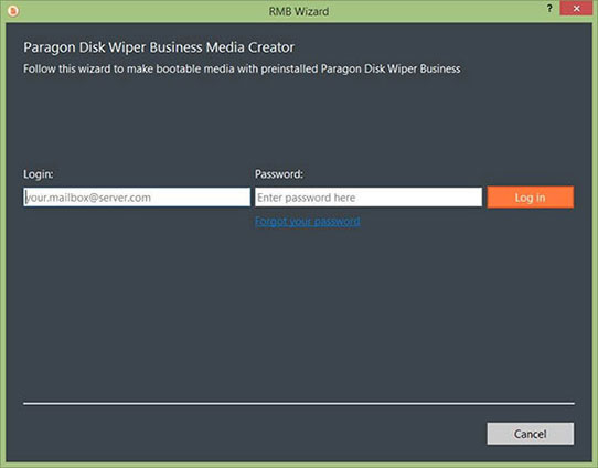 Disk Wiper Business | Paragon Software Group