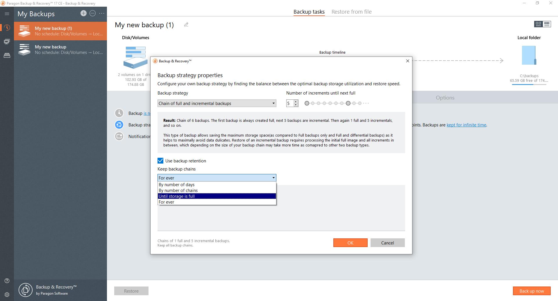 external hard disk backup software free download